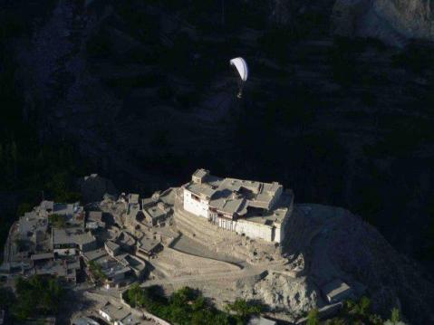 Baltit Fort Hunza Gilgit-Baltistan