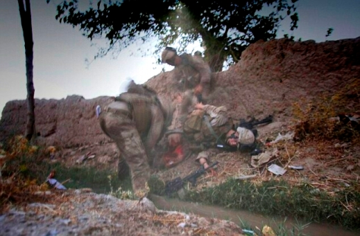 Afghanistan Death of a Marine